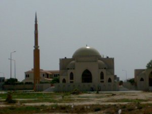 Mosque in Phase V, DHA