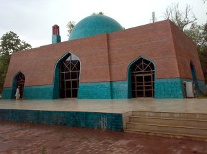 Mosque in Cantonment Board Office premises
