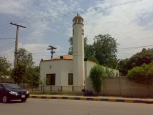 Sarwar Road mosque