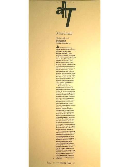 1995 Villiage Voice Nov 5